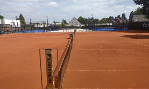 Tennis buiten
